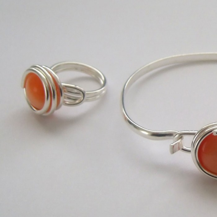 Small-orange-glass-set-2
